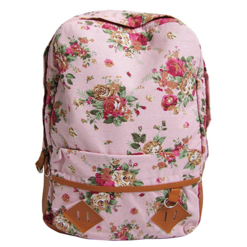 Cute Vintage Backpacks