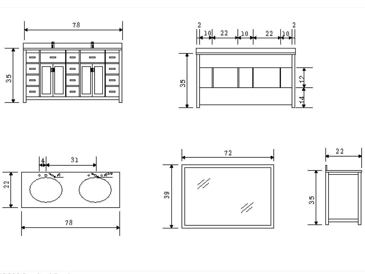 Latest Posts Under: Bathroom Dimensions