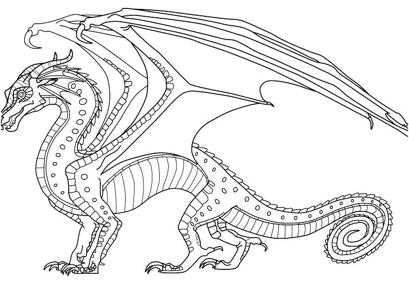 Wings Of Fire Novel Characters For Coloring Pages In 2020 Heart