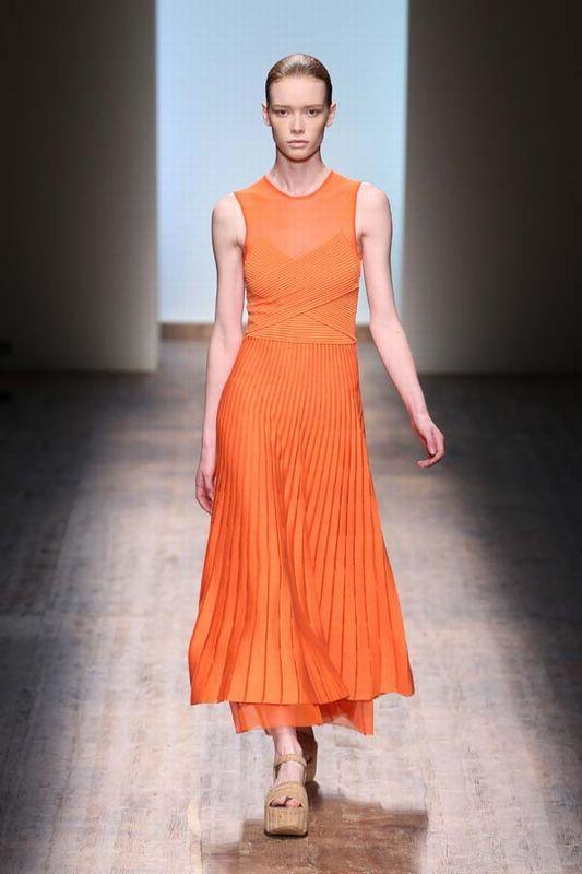 Salvatore Ferragamo Milano Fashion Week Primavera Estate 2015 | | #MFW14 #SS15 #fashionshow #newcollection