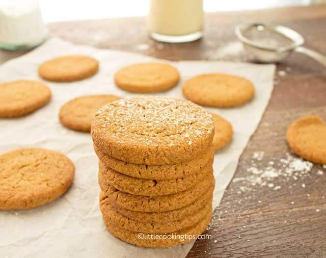 Homemade Cinnamon Cookies Easy Simple Instructions To Make Them