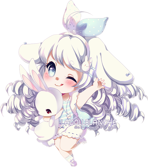Simple Chibi Commission for Miully-Sama Thank you! - - - Commissions ...