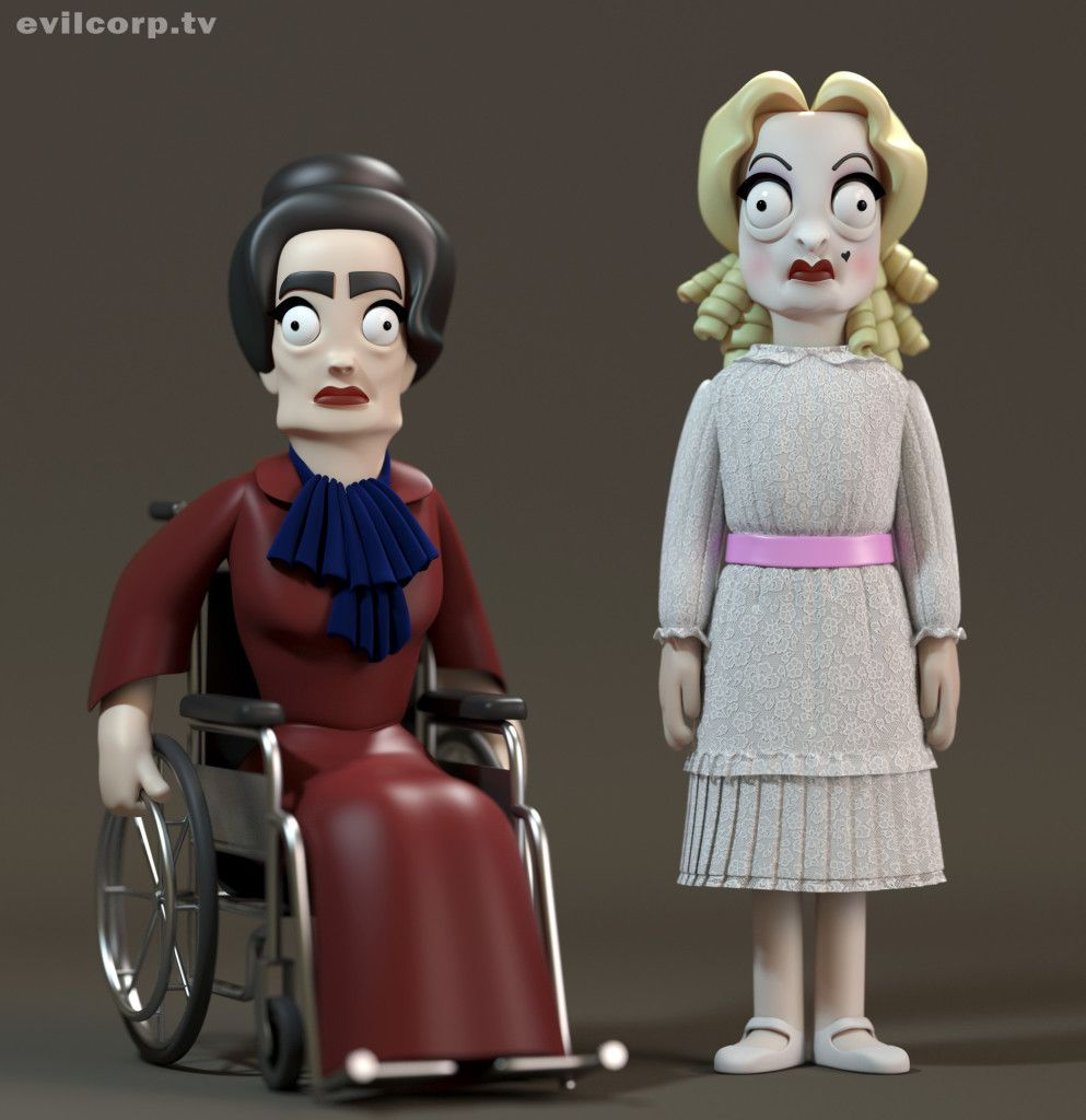 Halloween Toys Baby Jane But Ya Are In That Wheelchair