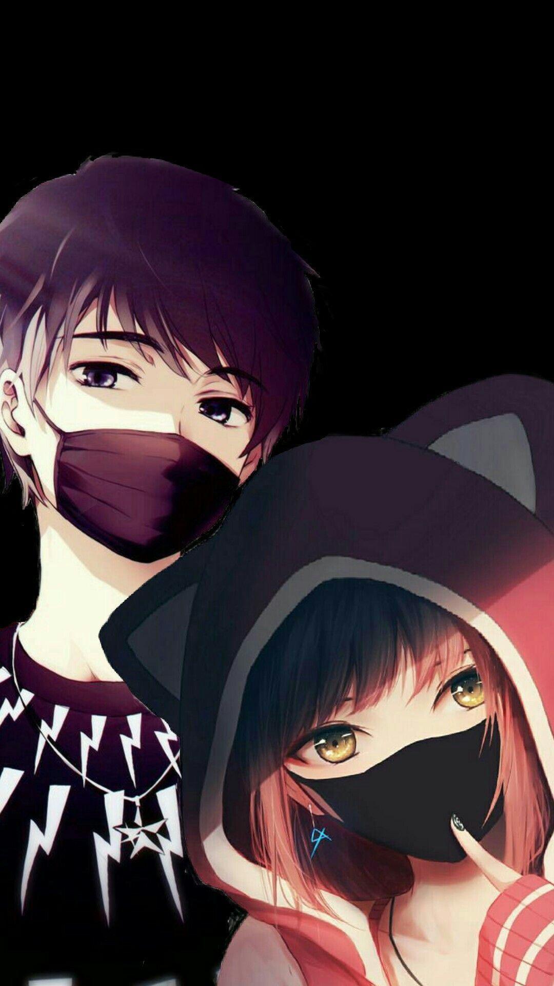 Своими, прикольные картинки для аватарок мальчик и девочка аниме