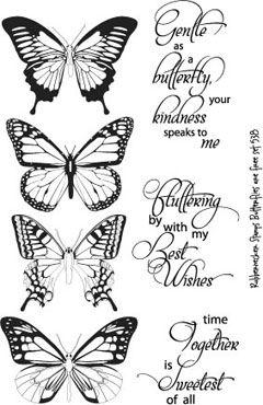 Gentle As A Butterfly Kresleni Malovani Pinterest