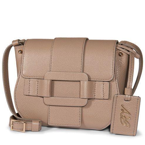 ROGER VIVIER Pilgrim De Jour Crossbody Bag.  rogervivier  bags  shoulder  bags  leather  crossbody  lining   e6aeb3555476a