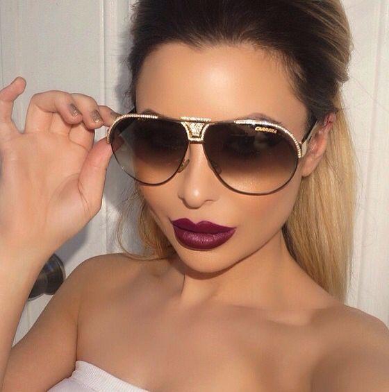 547a2e319a4e Fashion Sunglasses in 2019 | Women | Sunglass frames, Ray ban ...