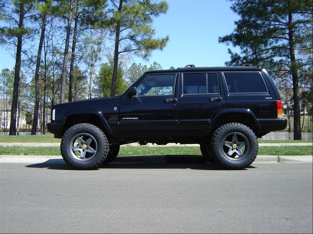 2001 Jeep Cherokee Jeep XJ 2001 jeep