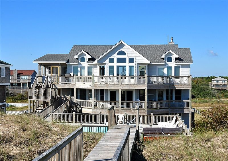 My parents house june cant come soon enoughtwiddy outer banks vacation home a shore pleasure 4x4 oceanfront 9 bedrooms