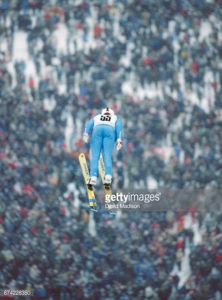 05-01 SARAJEVO, YUGOSLAVIA - FEBRUARY 12: Jeff Hastings #55 of... #polje: 05-01 SARAJEVO, YUGOSLAVIA - FEBRUARY 12: Jeff Hastings… #polje