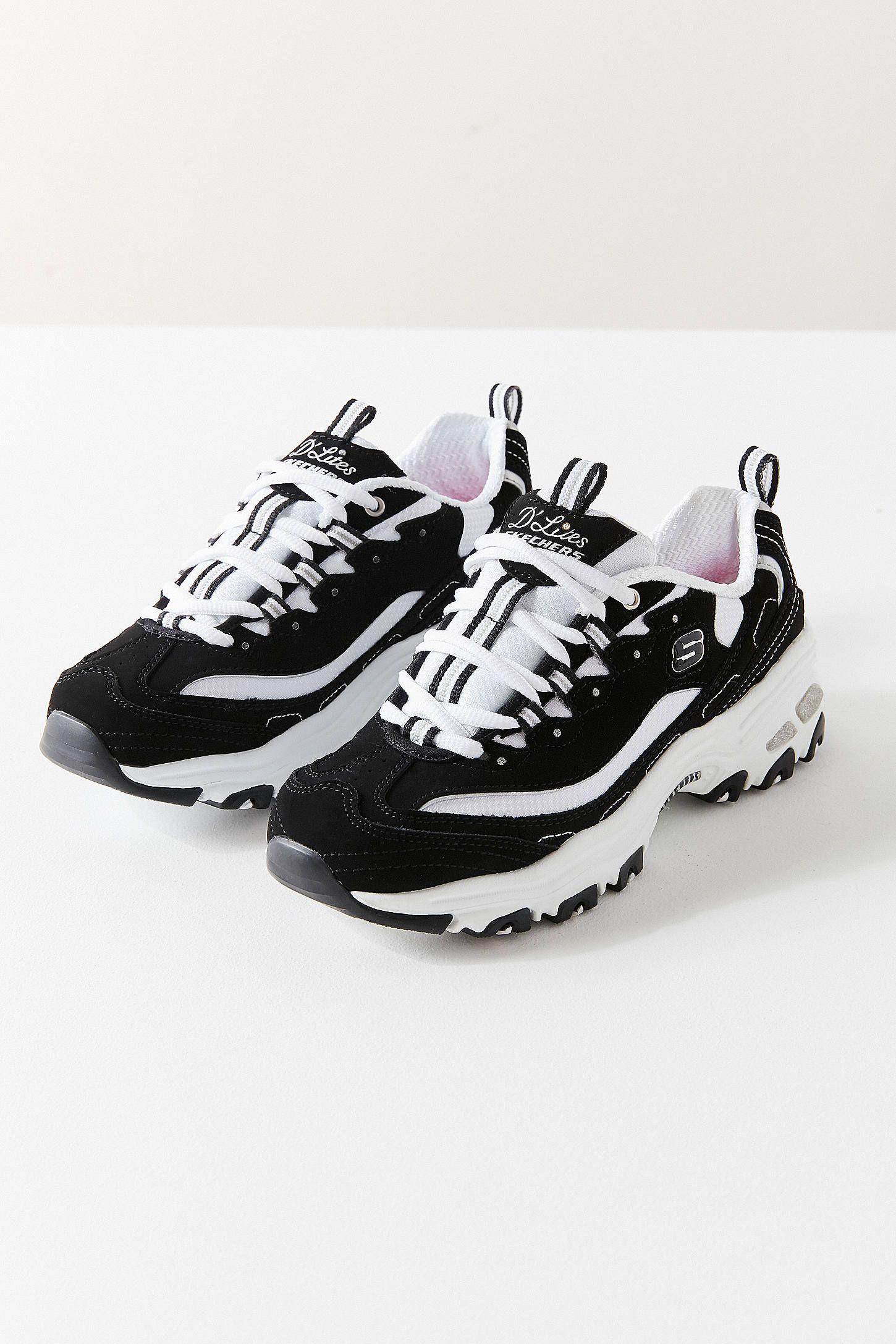 Skechers D'Lites Biggest Fan Sneaker | Shoes
