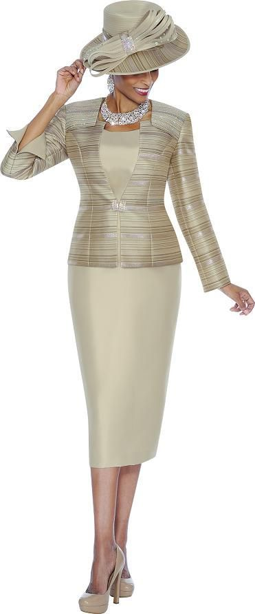Susanna 3608 Womens Sophisticated  Church Suit