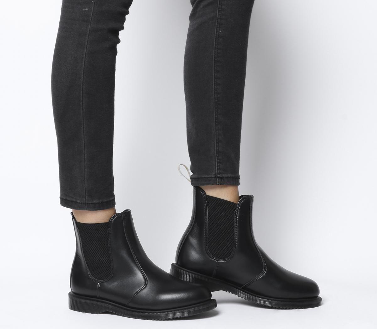 Vegan Chelsea Boots Womens Dr Martens