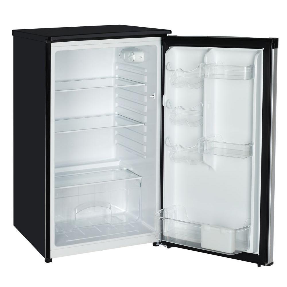 Magic Chef 44 Cu Ft Mini Refrigerator With Freezerless Design In
