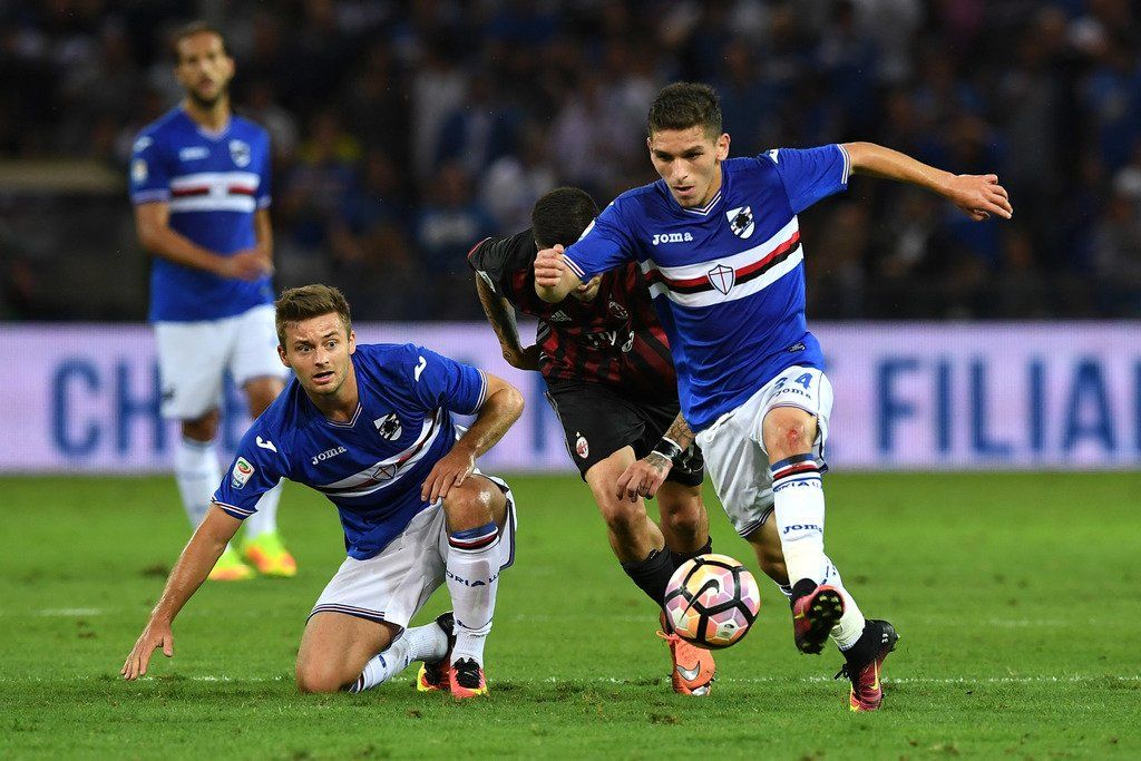 Sampdoria-Torino parla Toreira: I granata sono fortissimi https://t.co/Ynlfl3lDkB Redazione Toro News https://t.co/en83LcMSvd