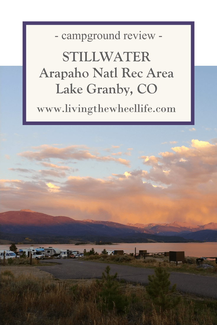 Stillwater Campground Arapaho Natl Rec Area Lake Granby Co Campground Reviews Rocky Mountain National Park Grand Lake
