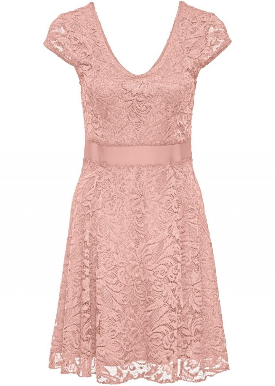 15 Rosa Kleid Spitze in 15  Vintage kleider, Rosa kleid mit