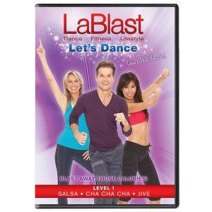 Dvd Review Dancing With Ballroom Extraordinaire Louis Van Amstel Count Us In Best Workout Dvds Dance Workout Workout Dvds