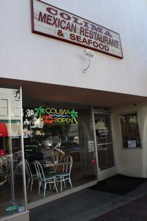 Colimas Mexican Restaurant Mmm Visalia Ca