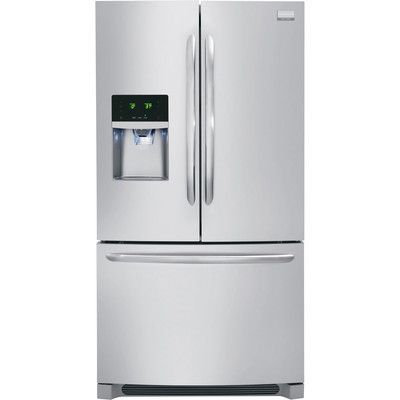 Summit Ffbf285ss Counter Depth French Door Refrigerator