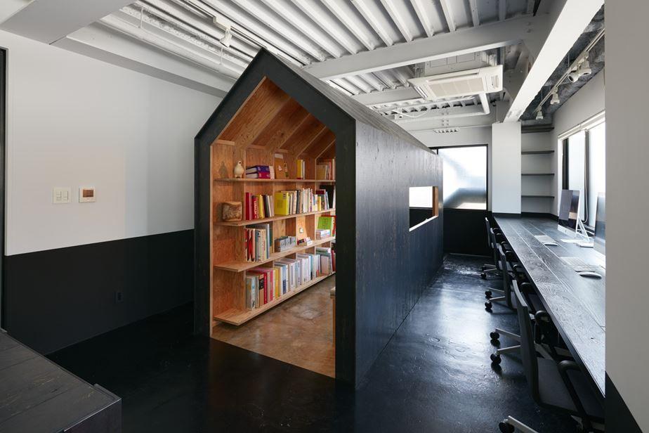 Office in hakusan picture gallery office in bureau