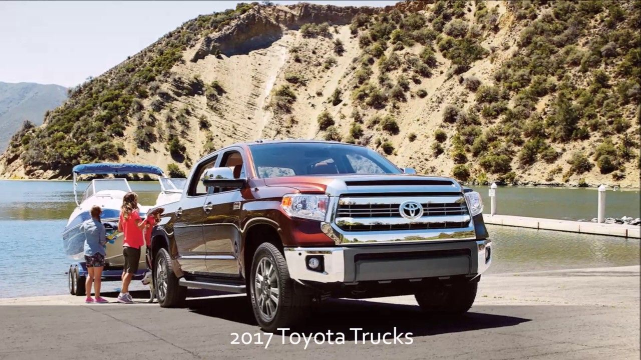 2017 toyota trucks at ernie palmer toyota serving jacksonville and st augustine fl