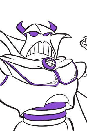15 Emperor Zurg Ideas Toy Story Emperor Disney Villains
