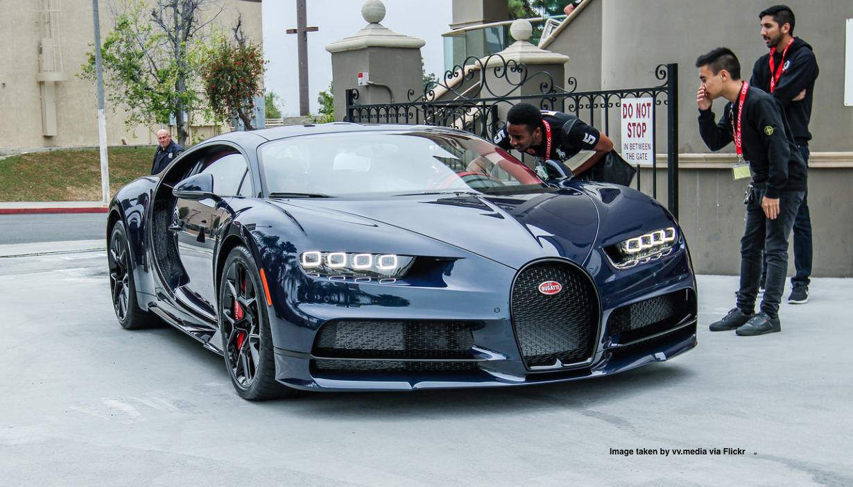 Vv Media Bugatti Chiron Bugatti Most Expensive Car