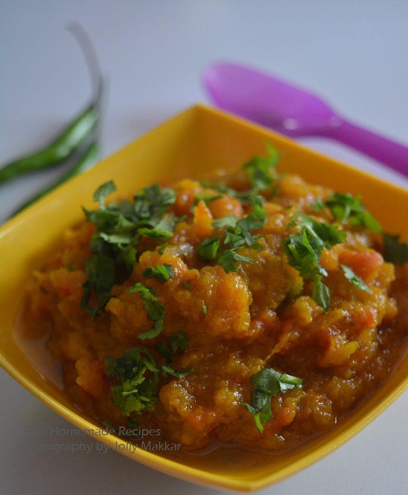 Kaddu Ki Sabzi How To Make Punjabi Style Pethe Ki Sabzi Recipe