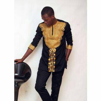 african mens clothing dashikiwedding suite dashiki shirt african attire african mens shirt top and pants