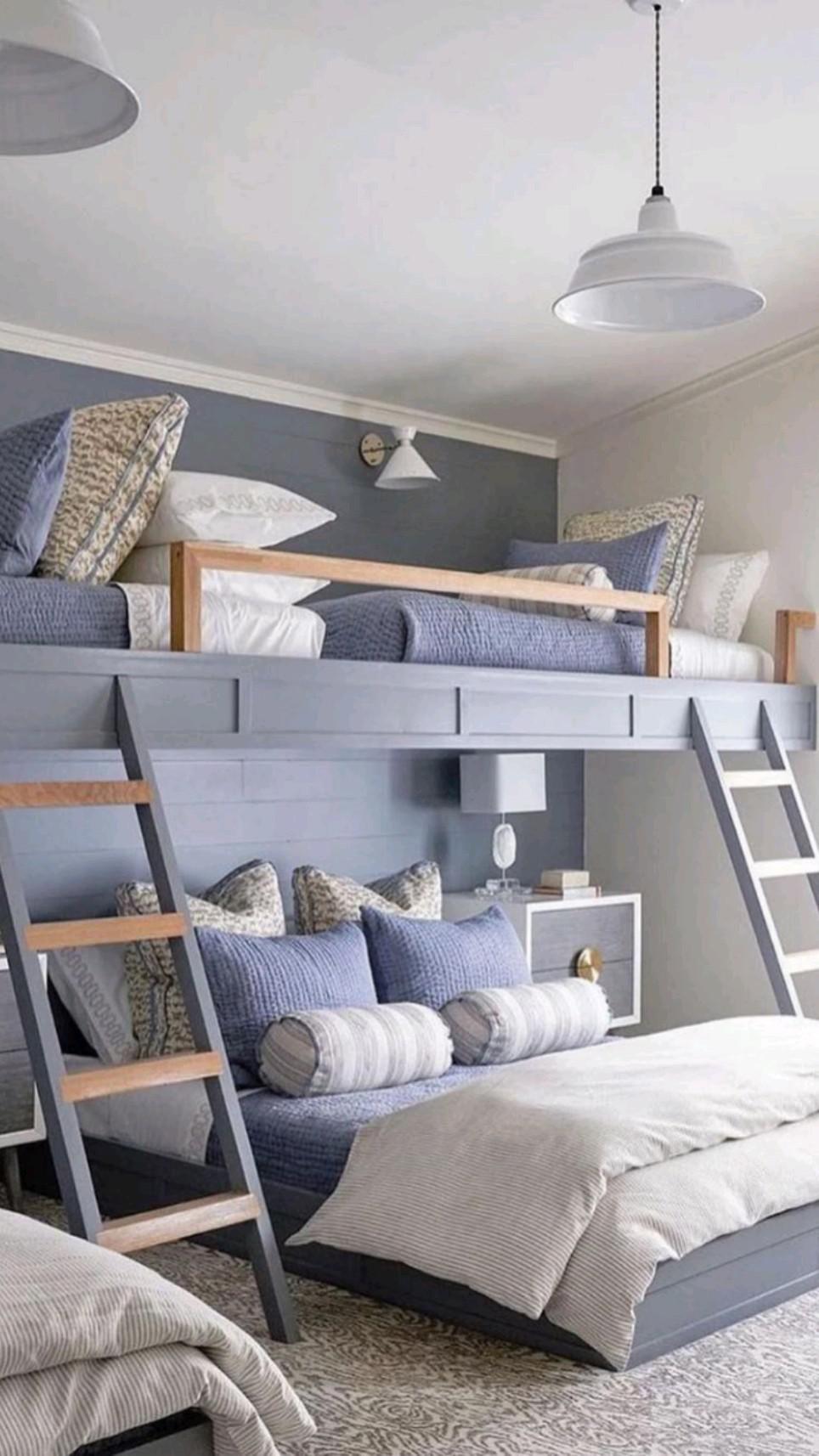 How To Make DIY Built-In Bunk Beds