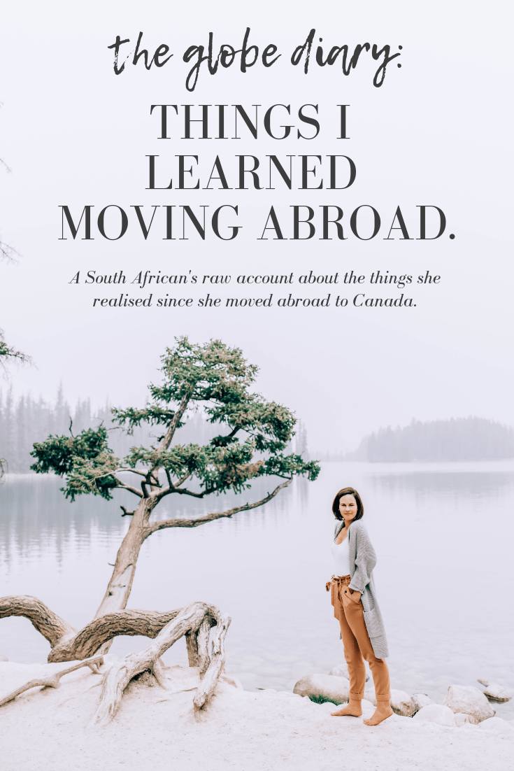 Expat: South African Moving to Canada | Expat Life | Overseas travel