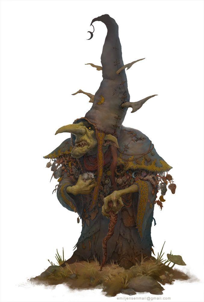 Goblin Shaman, Emil Jensen on ArtStation at http://www.artstation.com/artwork/goblin-shaman-826c4939-1d15-440c-ae5e-27da1c642ac0