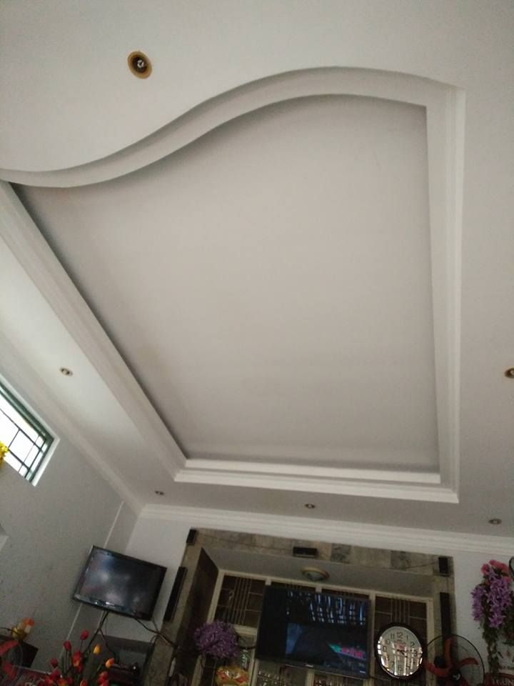 Pop Ceiling Design Thạch Cao Cornice Drywall Moldings