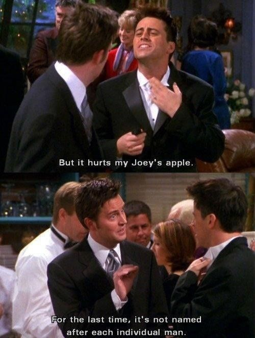 Friends Memes On Tumblr Friends Tv Show Quotes Friends Moments Joey Friends