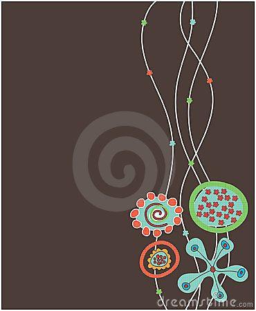 Whimsical design by Khalid Zia, via Dreamstime