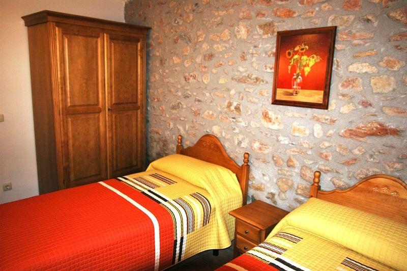 Casa rural Cal Pedrals en Urús. Comarca de la Cerdanya.