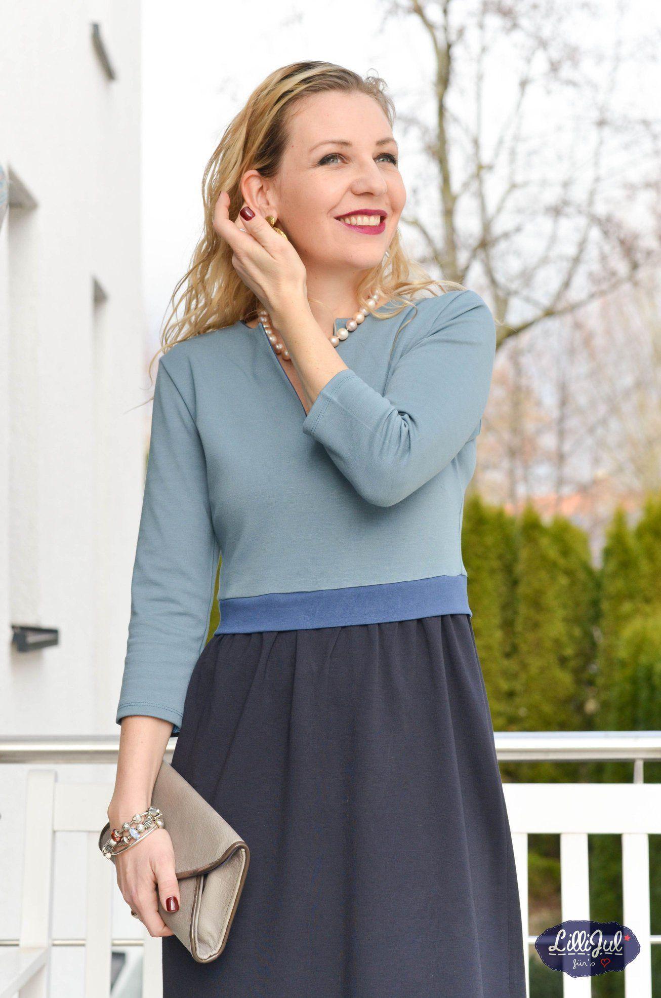 Elisabeth | Frauenkleidung nähen, Kleider für frauen nähen ...