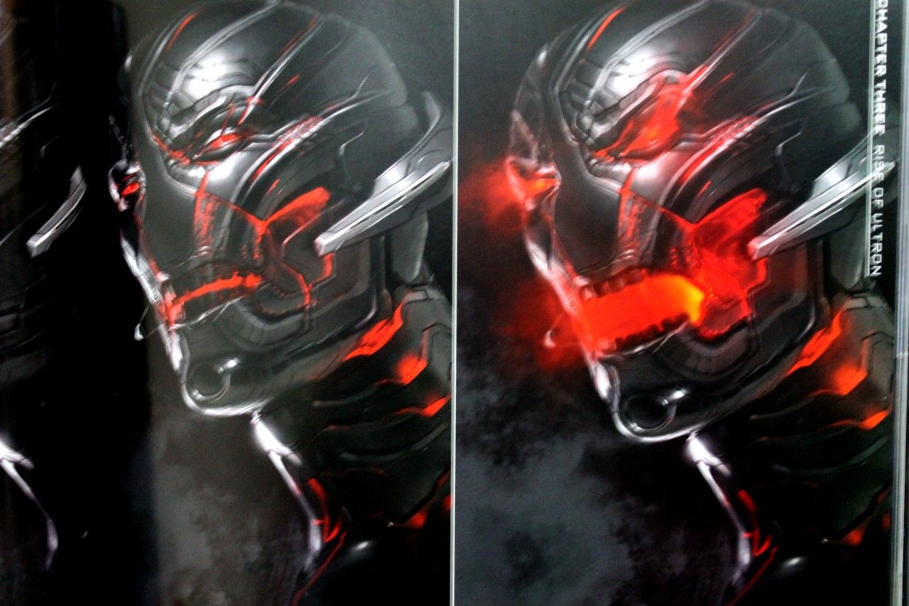 More AVENGERS: AGE OF ULTRON Concept Art Reveals Early 'Ultimate ...