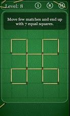 【game】 Puzzles with Matches - Android Apps on Google Play - マッチ棒パズル