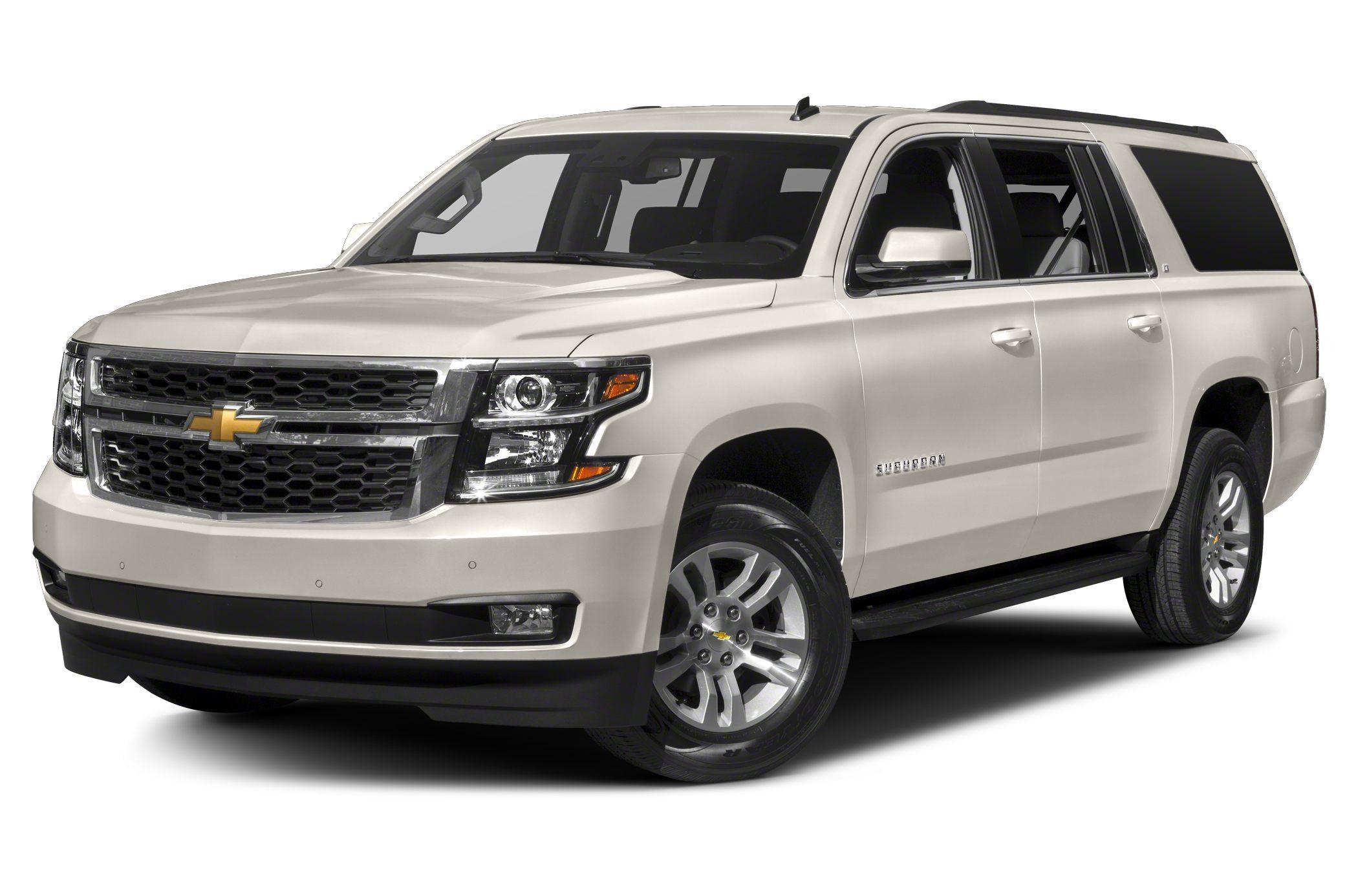 Take A Cruise In This Lifted 2018 Chevrolet Suburban 4x4 Premier