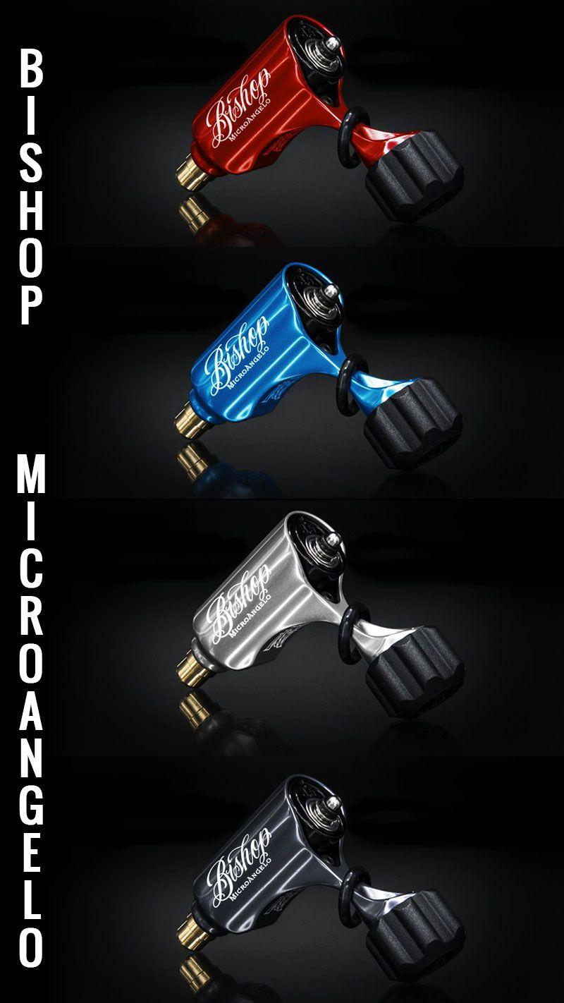 Microangelo rotary tattoo machine by rotary