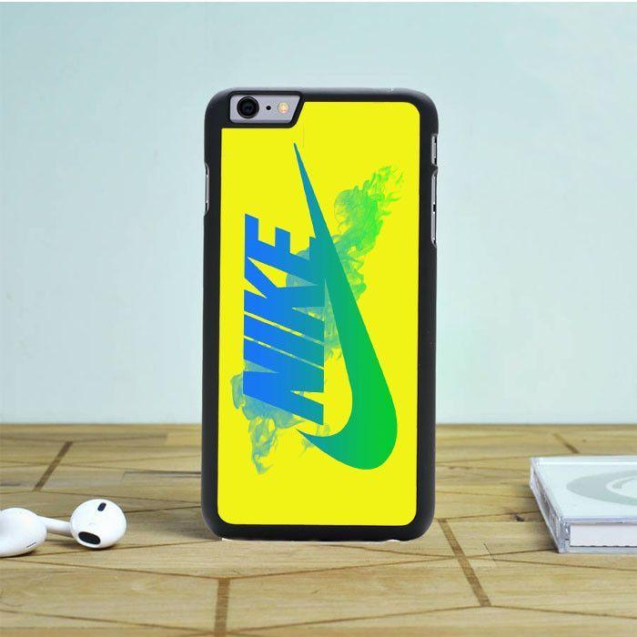 Nike Neon iPhone 6S Plus Case Dewantary