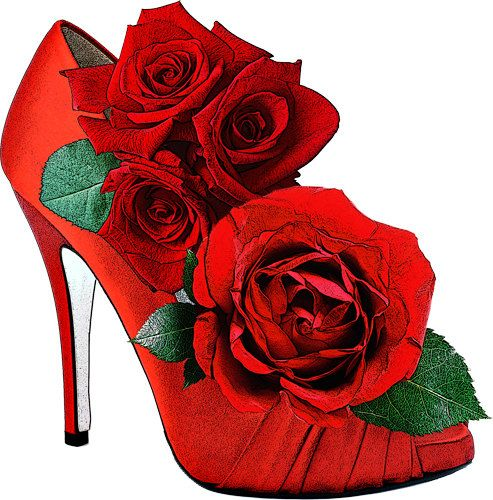 Pin By Amy On ꧁heels꧁ Red High Heel Shoes Red High Heels Shoes