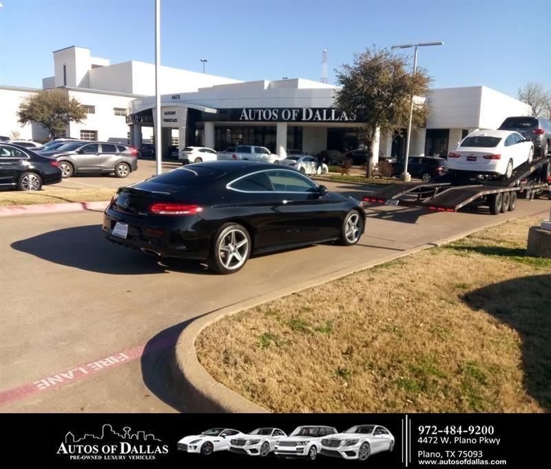 Congratulations Susana On Your Mercedes Benz C Class From John Hernandez Ii At Autos Of Dallas Autosofdallas Customer Review Dallas Luxury Car Finance