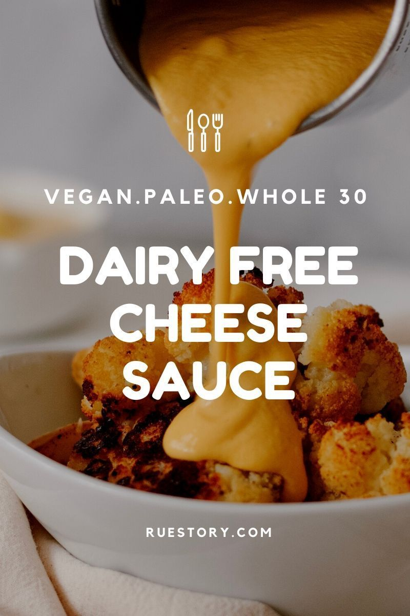 Dairy Free Cheez Sauce | Recipe (With images) | Dairy free ...
