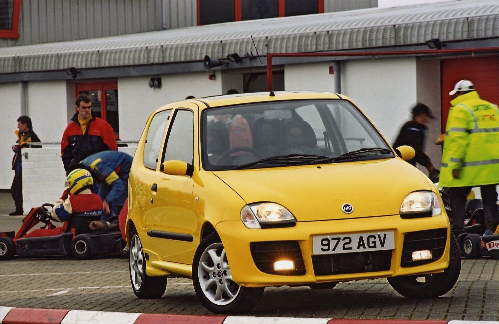 Fiat seicento samoch d wielu polak w w nowym millenium http manmax