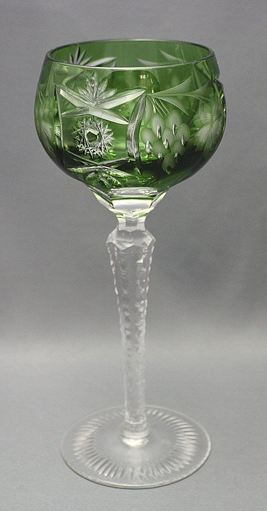 a906e563e79 Crystal wine glass