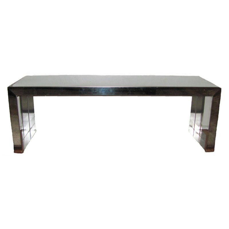 Metal Table From Limn San Francisco