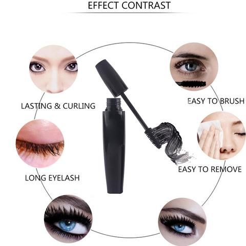 ec5fd543345 4D Silk Fiber Eyelash Mascara – BangHappy | Love it -want it in 2019 ...